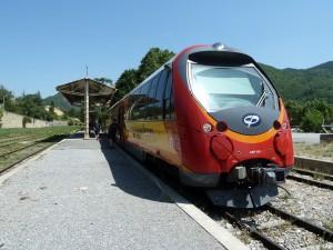 Lier le Train des Pignes et le tronàon SNCF dans un même réseau TER, une perspective crédible (© Pierre Nouvelle).