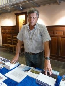 Guy Jampierre : de la banque à la maison d'édition (© Pierre Nouvelle).