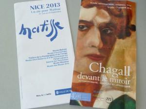 Matisse-Chagall 001