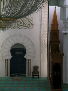 L'Islam partage des racines communes, en référence à la Bible hébraïque et à la vie de Jésus (© Pierre Nouvelle).
