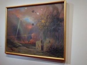 L'horreur de la guerre telle que la percevait Félix Vallotton (Pierre Nouvelle).