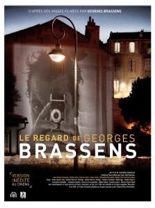 Le Regard de Georges Brassens affiche