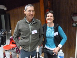 Pierre-André et Anne Deplaude, des éleveurs laitiers qui ont su se reconvertir (© Pierre Nouvelle).
