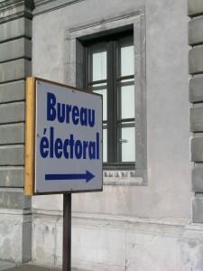 Le nombre des abstentionnistes est la seconde leçon des élections des 23 et 30 mars 2014 (© Pierre Nouvelle).