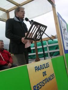 Paysans ou salariés, militants humanitaires ou responsables politiques et syndicaux, viendront témoigner de leurs engagements au quotidien (© Pierre Nouvelle).