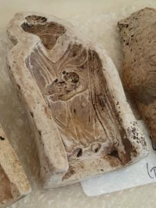 La mise au jour de nouveaux moules statuaires ont fait progresser l'archéologie ont fait progresser l'archéologie gallo-romaine (© Pierre Nouvelle).