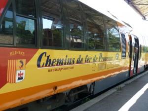 Jadis menacée de disparition puis concédée à une entreprise privée, la ligne Digne-Nice est revenue dans le giron de la Région Provence-Côte d'Azur (© Pierre Nouvelle).