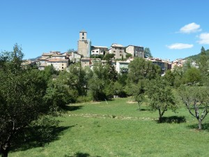 Sur ces terres de Haute-Provence, Thoard est un village perché à découvrir(© Pierre Nouvelle).