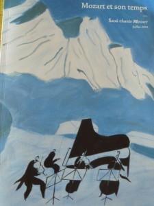 Après un quart de siècle d'activité dans la plaine drômoise, Saoû chante Mozart va prendre la hauteur (© Pierre Nouvelle).