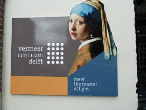 Les peintures originales de Vermeer sont dans les musées d'Amsterdam, Rotterdam et d'autres villes internationales, et pourtant le Vermeer centrum mérite plus qu'un détour (© Pierre Nouvelle).