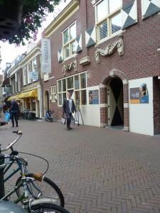 C'est dans une auberge où se tenait la Guilde des peintres que Vermeer a fait ses premiers pas d'artiste (© Pierre Nouvelle).
