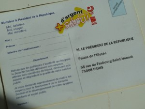 carte pétition CGT à F Hollande 002