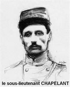 Comme plus de 700 autres soldats du front, jean-Julien Chapelant fut une victime de la hiérarchie militaire (© DR).