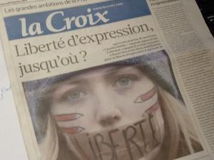 Là se situe la responsabilité du journaliste et la grandeur de son métier (© Pierre Nouvelle).