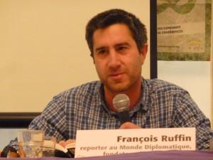 L'Amiénois François Ruffin est un journaliste aux convictions de gauche clairement assumées (© Pierre Nouvelle).