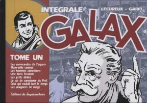 """Garel c'était Galax et Galax c'était Garel : """"Enfin, je m'échappais de l'actualité !"""" a-t-il confié""""."""