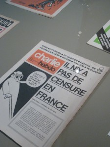 A défaut d'être censuré, c'est une partie de l'équipe de Charlie Hebdo qui a été assassinée le 7 janvier 2015 .