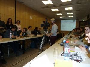 journalistes, enseignants, kycéens ont débattu sans tabou le 13 mars (© Pierre Nouvelle).