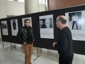 Pendant un an, Olivier Clément, reporteur-photographe  a sillonné l'Hexagone à la rencontre des militant-e-s CFDT (© Pierre Nouvelle)..