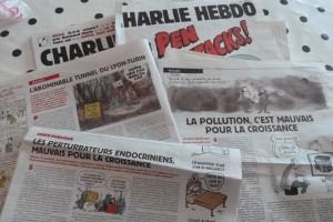 Pollution, dérglèmùents climatiques, actions désordonnées de l'homme, poids des lobbys industriels et pharmaceutiques... Fabrice Nicolino lève le coin du voile (© Pierre Nouvelle).