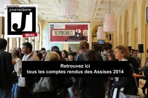 Après les traditioonnels rendez-vous, dans l'urgence les journalistes sont invités à venir réfléchi le 13 mars à Paris (© DR).