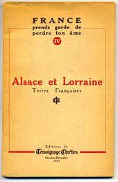 Novembre 1941 à Lyon: pour que les chrétiens s'engagent à résister contre l'occupant nazi, le jésuite Pierre Chaillet et le pasteur protestant Roland de Pury lancent les Cahiers du Témoignage chrétien