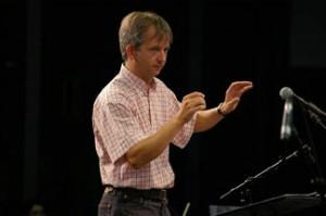 Vincent Thomas, un chef de chœur et chef d'orchestre très éclectique (©DR)