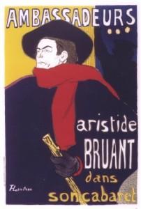 Au sein du florilège chansonnier de Bruant, le Chant des Canuts fait partie du patrimoine français  (© DR)