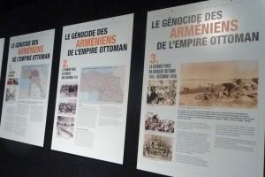 Le génocide des Arméniens et Assyro-Chaldéens-Syriaques : le premier en Europe (© Pierre Nouvelle).