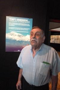 Avec l'exposition photographique Temps arméniens, Stéphane Boudoyan donne un petit aperçu de 40 voyages sur la terre anatolienne de sa famille (© Pierre Nouvelle).
