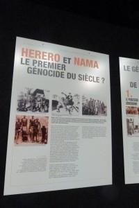 Avant  les massacres en Anatolie, c'est sur le continent africain qu'a eu lieu le premier génocide du 20e siècle (© Pierre Nouvelle).
