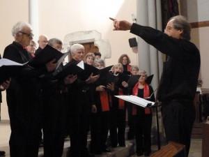 L'ensemble Barcaolle, membre du mouvement A Coeur joie sera en concert  à Annecy dimanche 7 juin 2015 (© Pierre Nouvelle).
