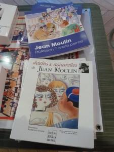 La famille de Jean Moulin a donné un grand nombre d'oeuvres au musée d'art de Béziers, sa ville natale (© Pierre Nouvelle).