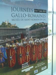 Pour la 13e année, les coutumes, modes de vie, culture et art militaire seront au cœur des Journées gallo-romaines au musée de Saint-Romain-en-Gal (© Pierre Nouvelle)