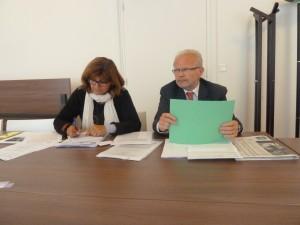 Pour le député chrisian Kert, vice-président du groupe Les Républcaisn, plusieurs solutions existent pour que le projet de loi revienne en séance (© Pierre Nouvelle).