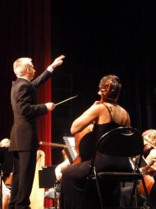 Vincent Thomas, chef d'orchestre et chef de chœur à Lyon, Mâcon, Le Creusot, Autun... (© Pierre Nouvelle).