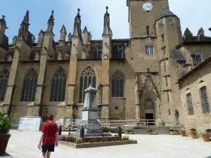 C'est un frère antonin qui a commandé l'orgue qui depuis le XVIIe siècle accompagne les liturgies et est aujourd'hui au centre des concerts programmés par l'association des Amis de l'orgue de St Antoine-L'Abbaye (© Pierre Nouvelle).
