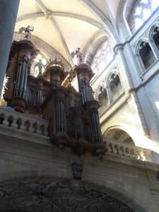 Un orgue du XVIIe siècle pour une série de concerts dominicaux (© Pierre Nouvelle)