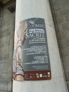 Les 11, 14 et 21 août, l'église St Sauveur accueillera trois concerts qui associeront chant, orchetsre et grandes orgues (© Pierre Nouvelle).