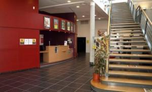 A Pélussin, CinéPila, salle d'art et d'essai est un des écrans de ce massif ligérien (© DR).