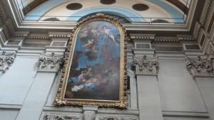 Peintre du 17e siècle, Thomas Blanchet a joué un rôle important à Lyon, dont il a décoré plusieurs églises (© Pierre Nouvelle).