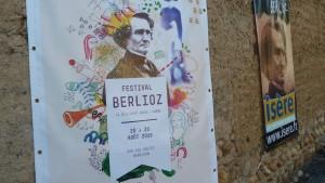 Pour la 22e édition à la Côte-Saint-André, le fesdtival Berlioz a dépassé la barre des 25 000 spectateurs venus boire le lait du compositeur révoltionnaire et romantique dansa ville natale  (© Pierre Nouvelle).