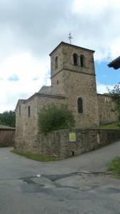 A la Chapelle-Villars, la vieille chapelle a retrouvé vie grâce à des habitants soucieux de leur patrimoine local et à leur association (© Pierre Nouvelle).
