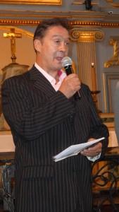 En collaboration avec le président Jean-Michel Chauvet, le clarinette solo François Sauzeau a mis au point la programmation des 30e Musicales  (© Pierre Nouvelle) .