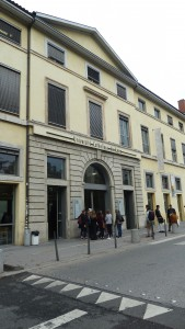 L'ancienne caserne Bissiuel devenu le siège de l'état-major de la 5e région miliatire s'est mué en 2005 en campus Carnot (© Pierre Nouvelle).