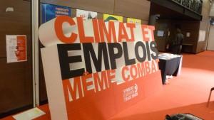Climat et emploi, deux préoccupations de la Confédération européenne des syndicats chers au cœur des jeunes syndicalistes (© Pierre Nouvelle).