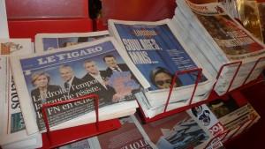 Le Front national n'a pas réussi son pari, et les Républicains et les listes de gauche se sont répartis les régions métropolitaines et d'outremer, à l'exception de la Corse qui revient aux nationalistes (© Pierre Nouvelle).