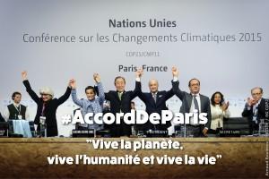 Quinze jours d'assemblée mondiale, un accord jusqu'à 2010, et maintenant ? (© cop 21)