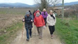 Il est peu de communes parmi les 36 000 entités françaises où n'existe pas un groupe, une association de marche ou de randonnée pédestre (© Pierre Nouvelle).