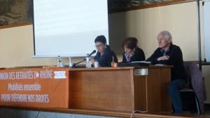 La CFDT a mouillé la chemse pour que la loi sur le vieillissement soit effectivement votée par les deux assemblées (© Pierre Nouvelle).